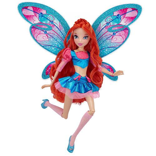 Winx Club Believix 11.5 inch Deluxe Fashion Doll -