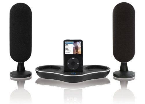 Wireless Speaker System and Dock for iPhone/iPod