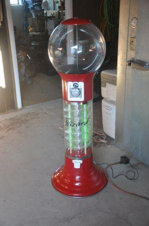gumball machine glass globe replacements