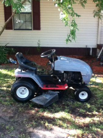 MTD lawn mower running rough - DoItYourself.com Community Forums