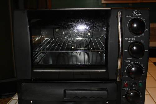 Wolfgang Puck Bistro Collection Toaster Convection Pizza