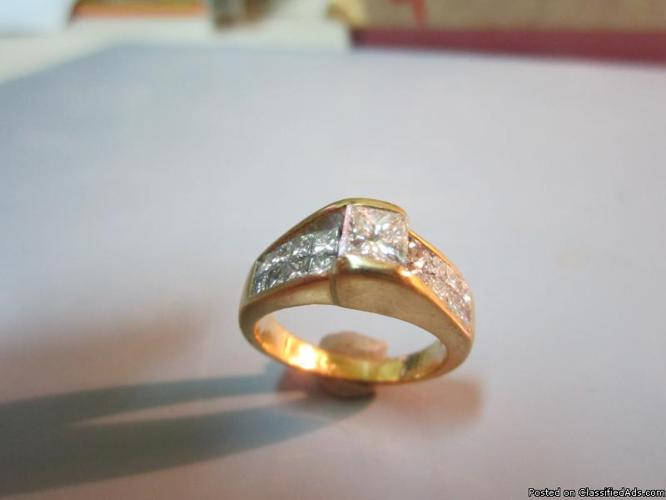 Womans Diamond Wedding Engagement Ring For Sale In Las Vegas Nevada Classified