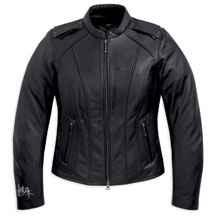 Women Large Harley Davidson leather jacket - $130 Oro Valley