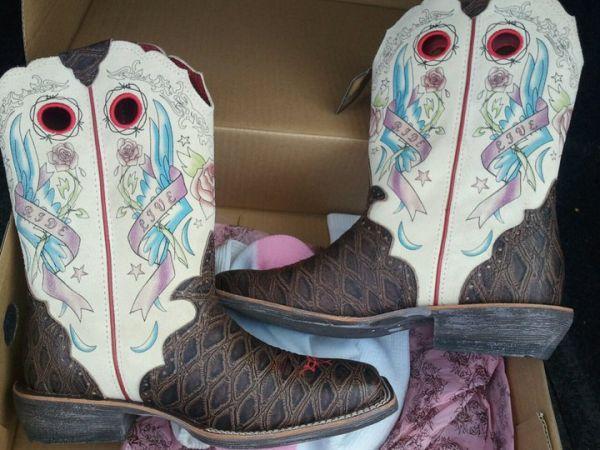 Women's Boots (Lubbock/Slaton)