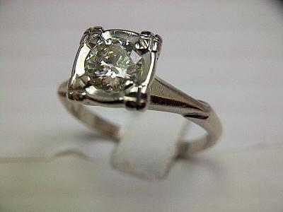 Women S Diamond Engagement Ring Unique For Sale In San