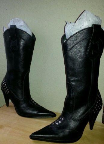 Womens Harley Davidson Size 10 Boots