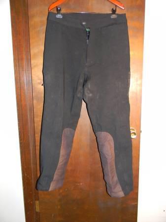 Womens Size 18L Harley Davidson FXRG Nylon Textile Motorcycle Pants - $85