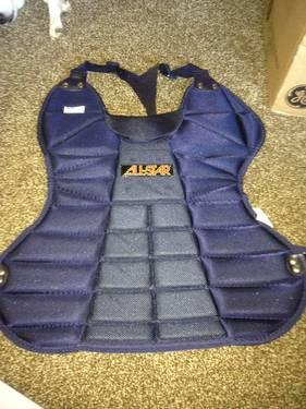 WOMENS/GIRLS CHEST PROTECTOR