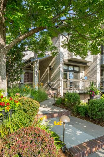 Wonderful Cherry Creek North townhome that lives like a
