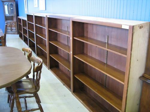 Wood Bookshelves Large Selection For Sale In Fort Wayne