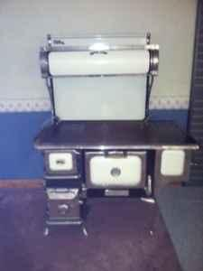 wood burning cook stove - $3500 (New Carlisle)