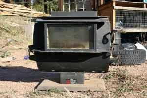Wood Burning Stove - $350 (Sedalia (foothills))