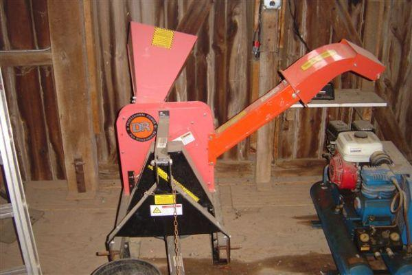 Wood Chipper - $1200 (Bally area)