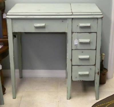 wood desk former antique sears sewing cabinet for sale in ozona florida classified. Black Bedroom Furniture Sets. Home Design Ideas