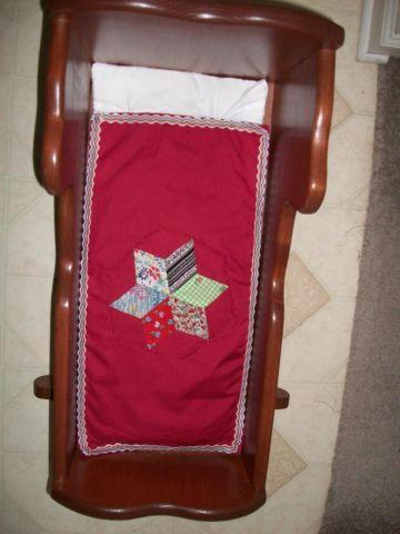 Wood Doll Cradle Hand Finished For Sale In Nashville Tennessee Classified Americanlisted Com