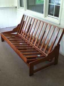 Wood Futon frame for cheap S Lipona Rd for Sale in