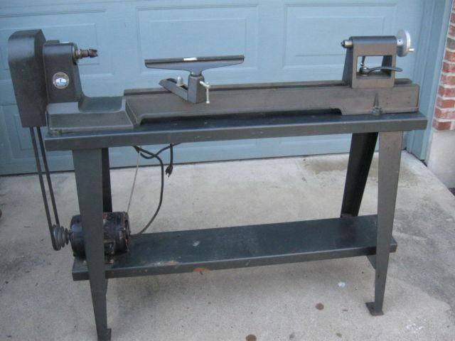 Wood lathe by Rockwell