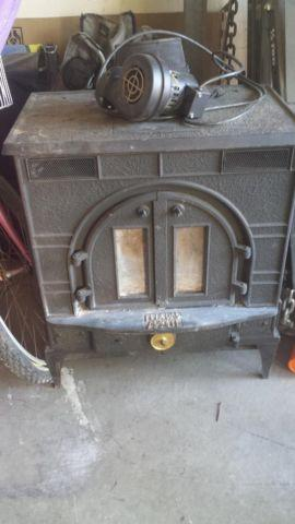 Wood Stove For Sale In Lake Los Angeles California
