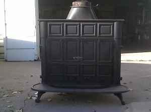 Wood Stove for House, Shop or Barn - $200 (Wabasso)