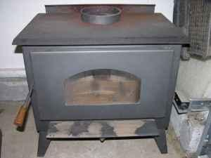Wood stove Small - $125 Albany