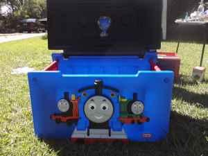 Wood Thomas the Train lot - $150 Anderson