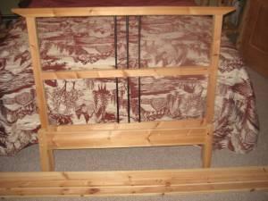 wood twin headboard merrifield for sale in brainerd minnesota classified