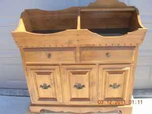 Wood Dry Sink Sunbury For Sale In Columbus Ohio