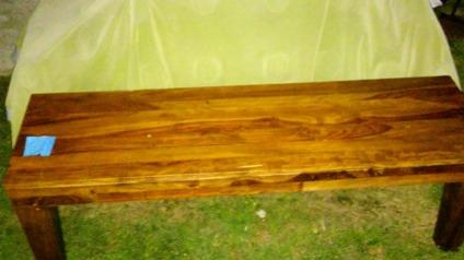 Wooden Coffee Table For In Saugus Machusetts