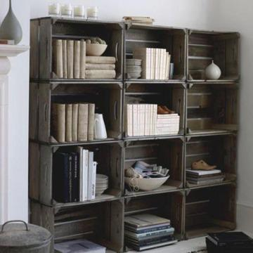 Wooden Display Boxes Wood Retail Cratesstore Fixtures Wood Props