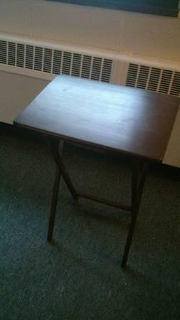 Wooden kitchen Table For Sale! - $8