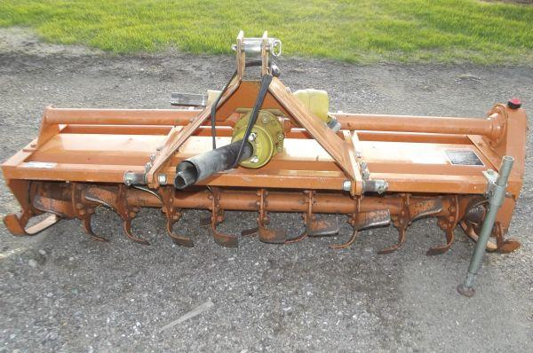 Woods 3 point hitch 6 ft tiller - $1850 (Clarkfield,mn)