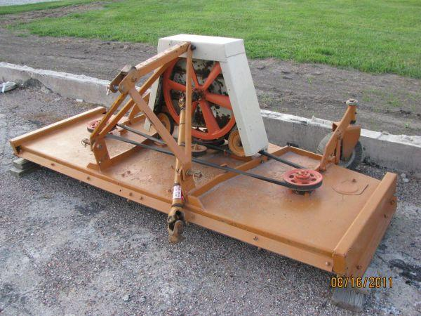 Woods Finish Mower Oblong Il For Sale In Carbondale