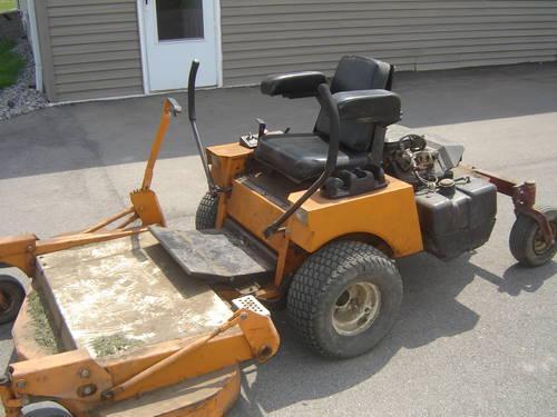 Woods zero turn Lawnmower