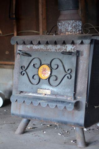 Woodstove Quot The Earth Stove Quot 100 Series For Sale In Bear