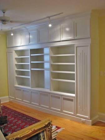 WOODWORKER - Cabinets, Carpenter, Furniture -- new and