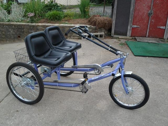 Worksman Team Dual Trike For Sale In Fort Thomas Kentucky