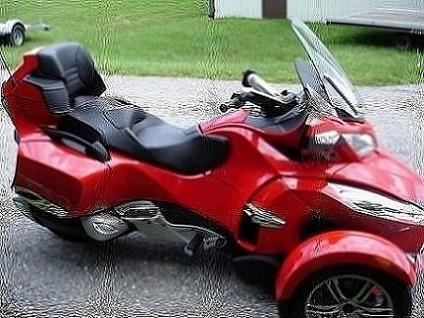 wow ☵ ☵ 2012 Can-Am Spyder RT-S SE5 ☵ ☵