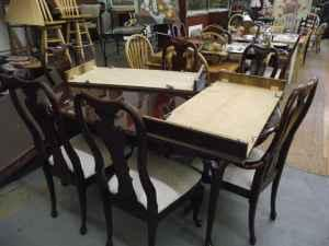 Strange Wow What A Dining Room Table Pickers Paradise For Sale Download Free Architecture Designs Scobabritishbridgeorg