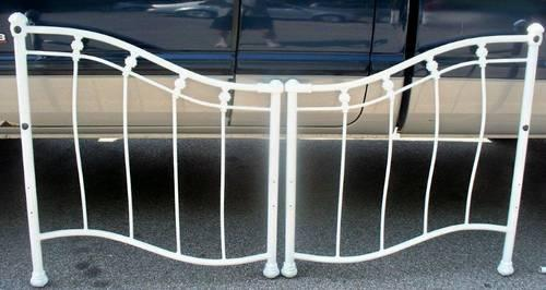 Wrought Iron Day Bed White For Sale In Cincinnati Ohio