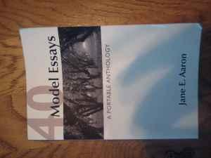 40 Model Essays A Portable Anthology