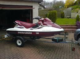 WTB Sea Doo Jet Ski GTI 1997-2001 or GTX 1996-2002 Needing Repair - $1