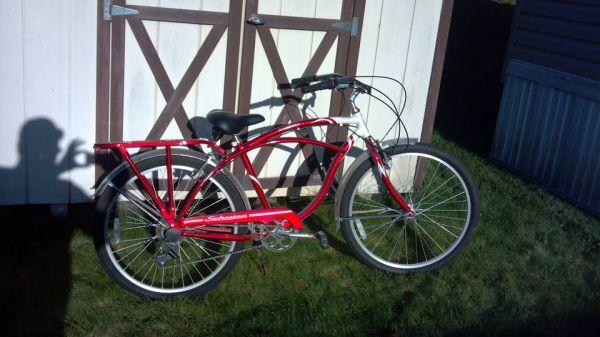 Bikes For Sale In Pittsburgh WTS schwinn cruiser bike