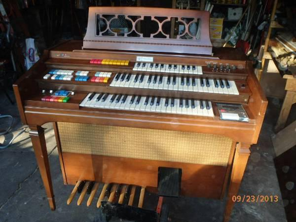 Wurlitzer Quot Fun Maker Quot Electric Organ For Sale In Scranton Pennsylvania Classified