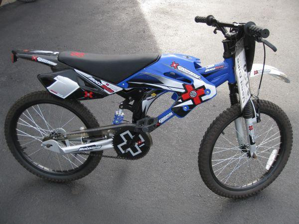 Bike X Games X Games Moto Bike Blue Black