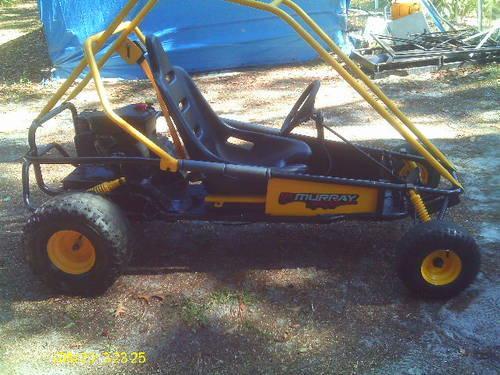 Go Karts Jacksonville Fl >> X MAS SPECIAL Murray go kart 6 1/2 Tecumseh motor for Sale ...