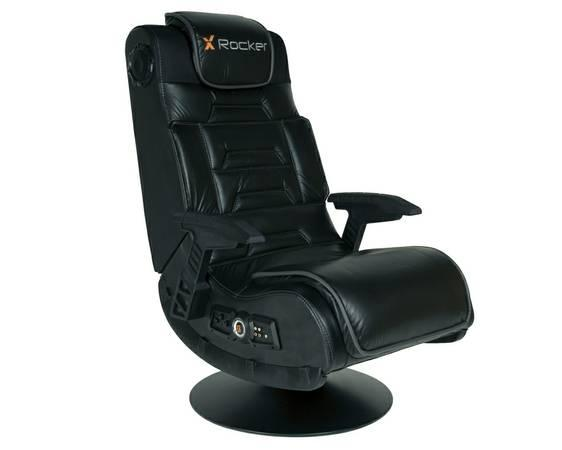 X Rocker gaming chair - $75