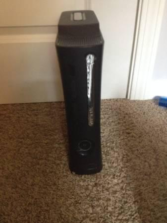 Xbox 360 Elite +Games/Hardrive - $300