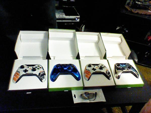 xbox one controller mods for Sale in Halyoke, Massachusetts