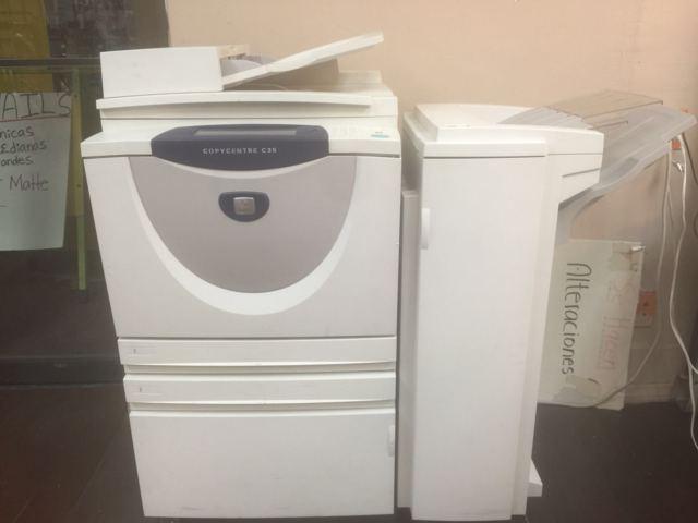 Xerox copycentre C35 copy machine