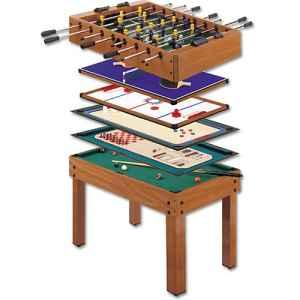 XI Sport Multi Game Table   $200 (Dalton)